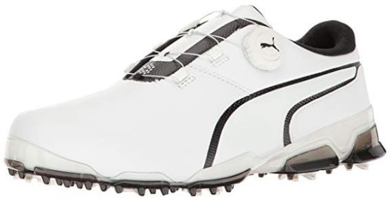 Puma Men's Titantour Ignite Disc Golf Shoe: