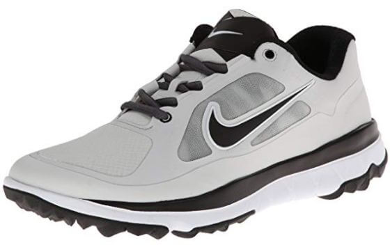 Nike 2015 Free-Inspired Impact 2 Spikeless Men's waterproof golf shoe: