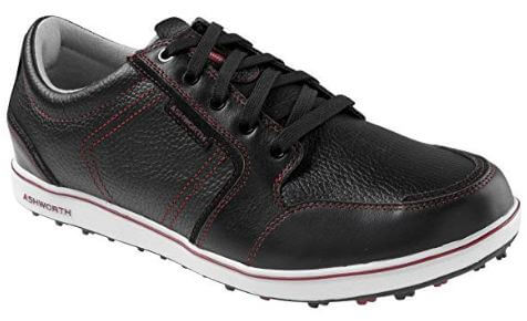 Ashworth Men's Cardiff ADC Golf Shoe: